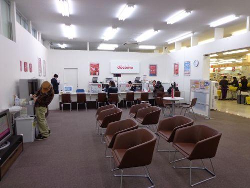 ドコモショップ高城観音店がリニューアルオープン